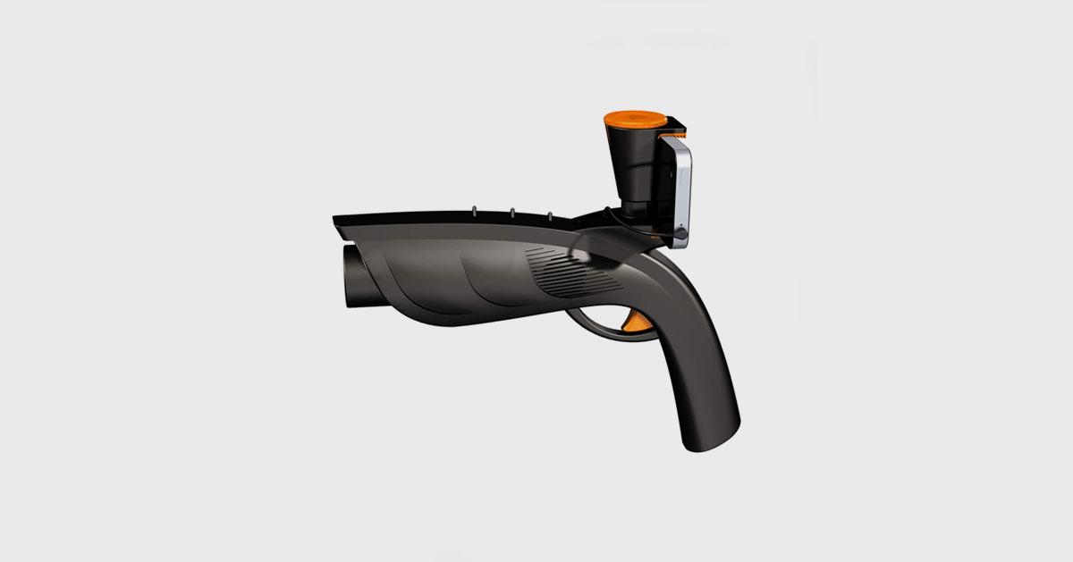 XAPPR Smartphones Gaming Gun